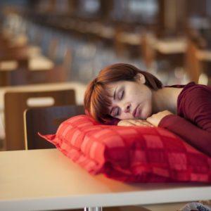 HOW TO FIGHT SLEEP WHEN WORKING ON A JOB YOU DISLIKE!